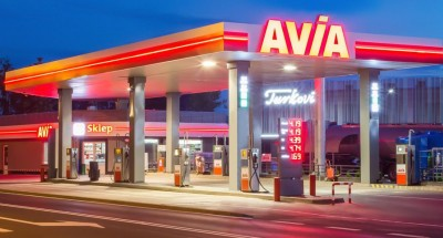 У Києві почала працювати перша АЗК швейцарської мережі AVIA